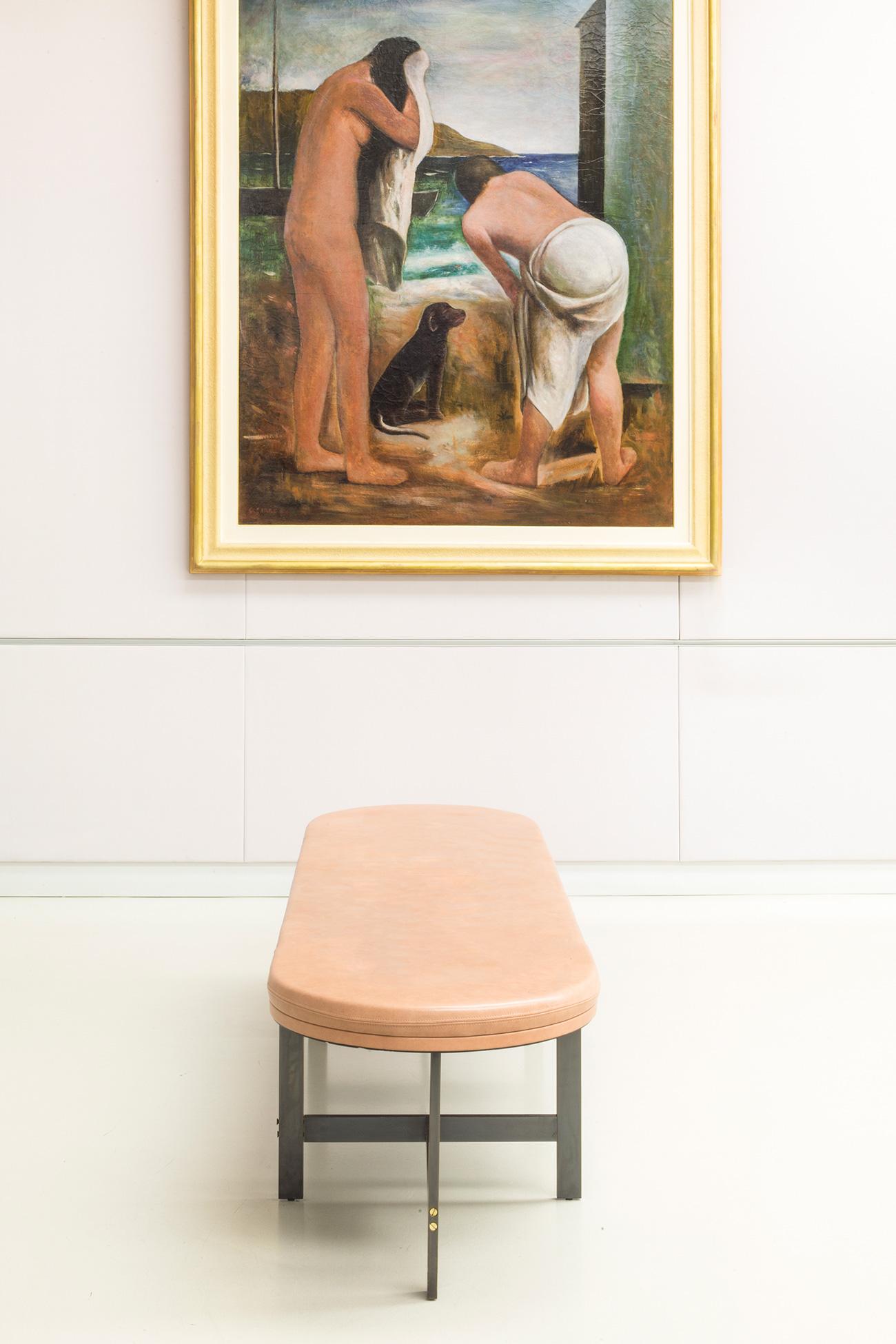 BAXTER | MUSE DIALOGANTI – 10 SEDUTE PER 10 MUSEI