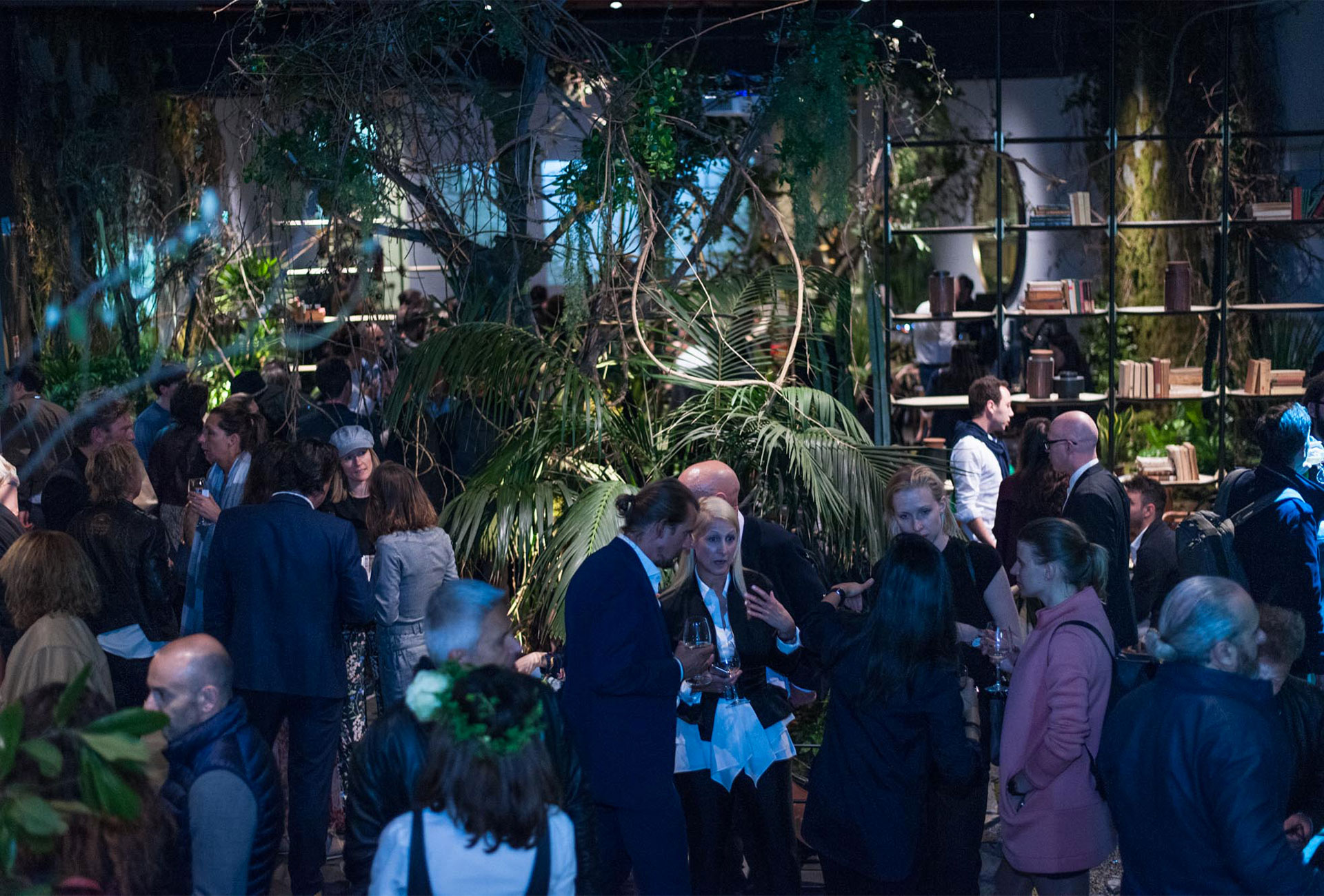 BAXTER CINEMA PARTY FUORISALONE 2017