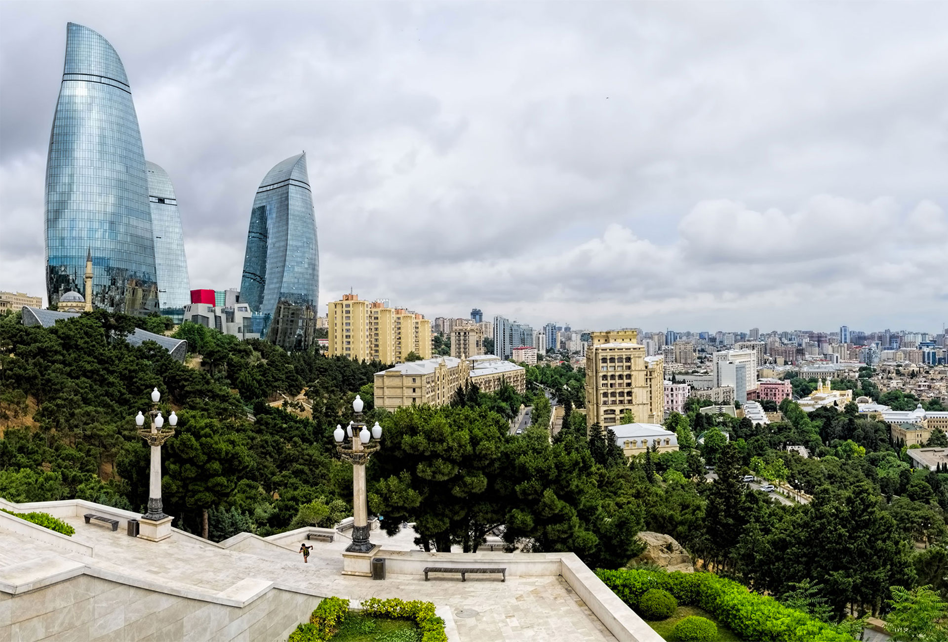 BAKU NEW ARCHITECTURE CAPITAL