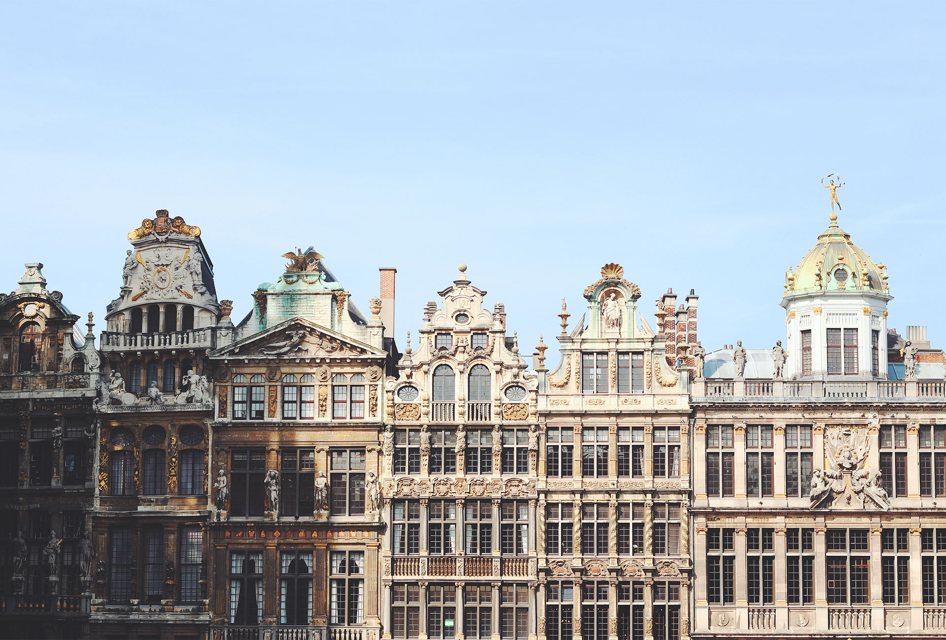 5 TIPS (plus one) FOR A DESIGN TRIP TO BRUSSELS